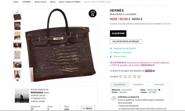 Hermes Borse Prezzi Birkin