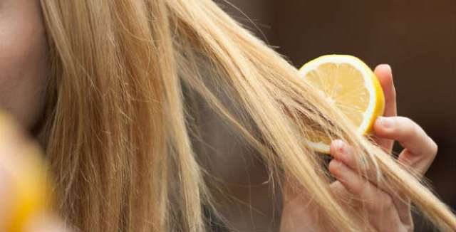 Ricette e metodi naturali per schiarire i capelli c60afa2c8a80
