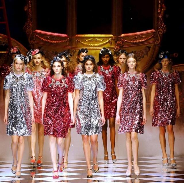 ClioMakeUp-collezioni-moda-ispirate-a-disney-modelli-dolce-e-gabbana-atmosfera-da-fiaba-modelle