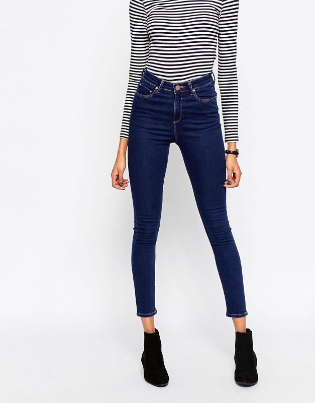 Come indossare i jeans ed essere al TOP ad ogni età! 9f5bf98c00c
