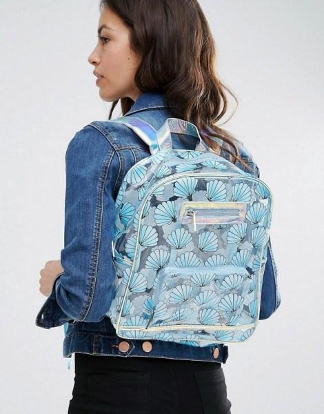 ClioMakeUp-accessori-tema-sirena-ariel-zainetto-mermaid-conchiglie