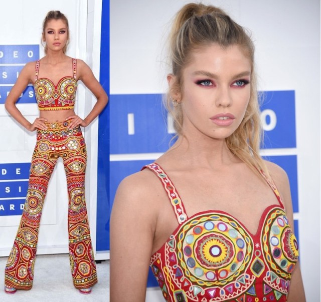 ClioMakeUp-vmas-2016-video-music-awards-mtv-beauty-look-abiti-trucchi-star-celebrity-Stella-Maxwell.jpeg