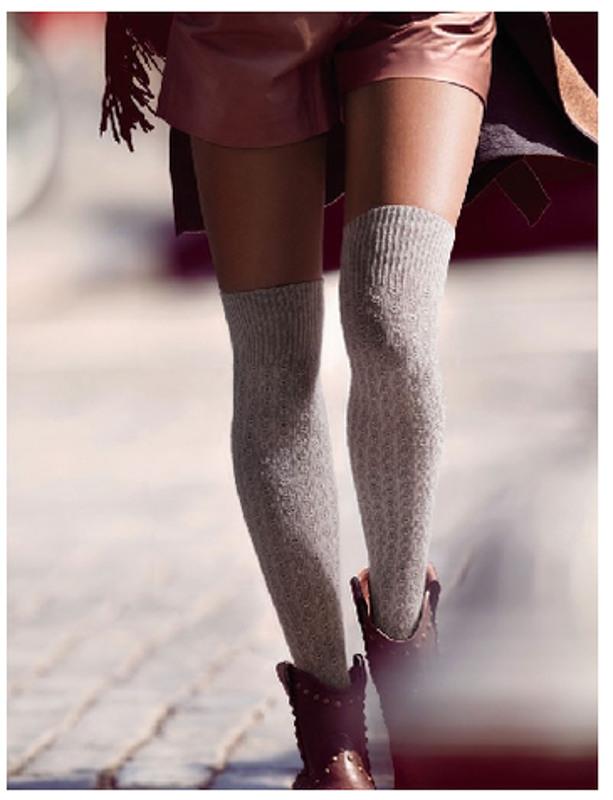 SOS Calze Parigine : Come indossarle per essere sempre al