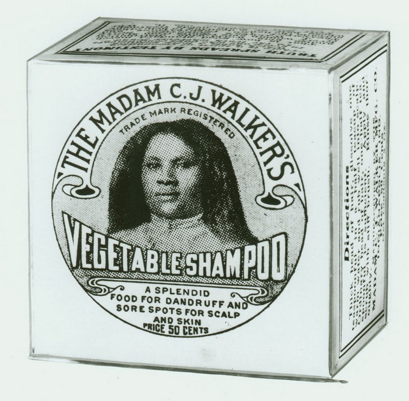 ClioMakeUp-donne-mondo-beauty-cambiamento-guadagno-madam-cj-walker-shampoo