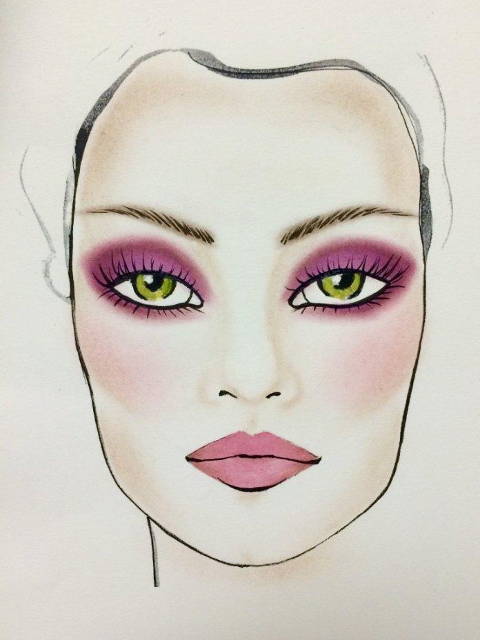 ClioMakeUp-trucco-makeup-autunno-2016-ispirazione-trend-malva