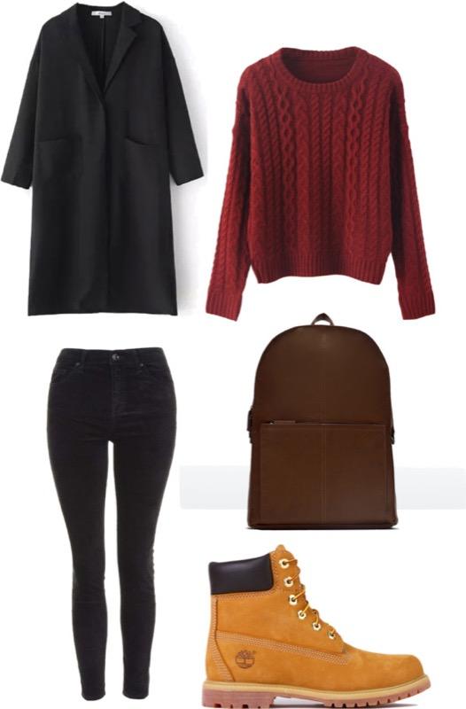 Abbinamenti vestiti ragazza invernali – Abiti corti a5e8aa9f27c