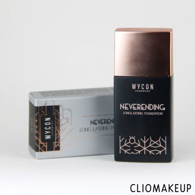 cliomakeup-recensione-neverending-foundation-snow-diva-collection-wycon-1