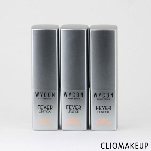 cliomakeup-recensione-rossetti-fever-lipstick-wycon-1