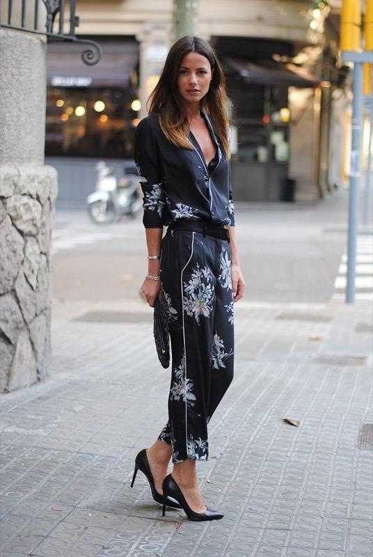 ClioMakeUp-pigiama-vestaglia-chemisier-fiori