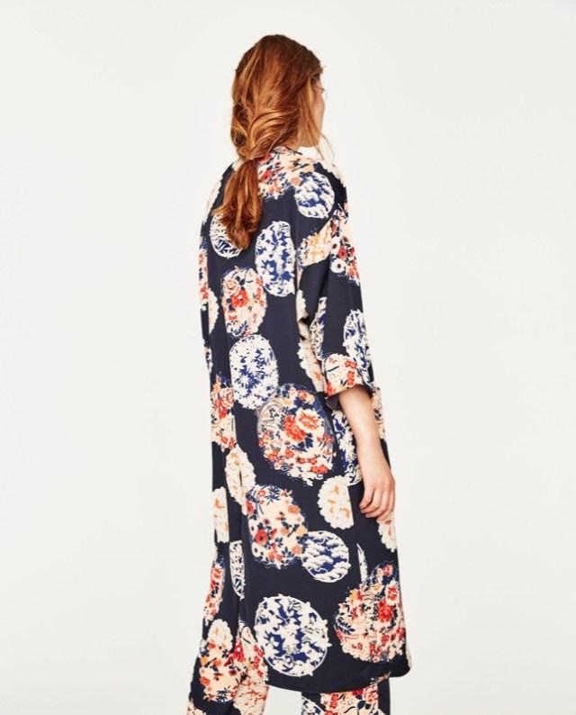 ClioMakeUp-pigiama-vestaglia-chemisier-zara-fantasia