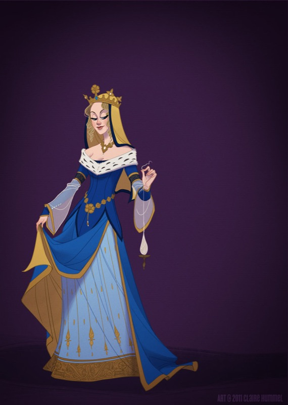ClioMakeUp-principesse-disney-storicamente-accurate-look-abiti-vestiti-storia-2