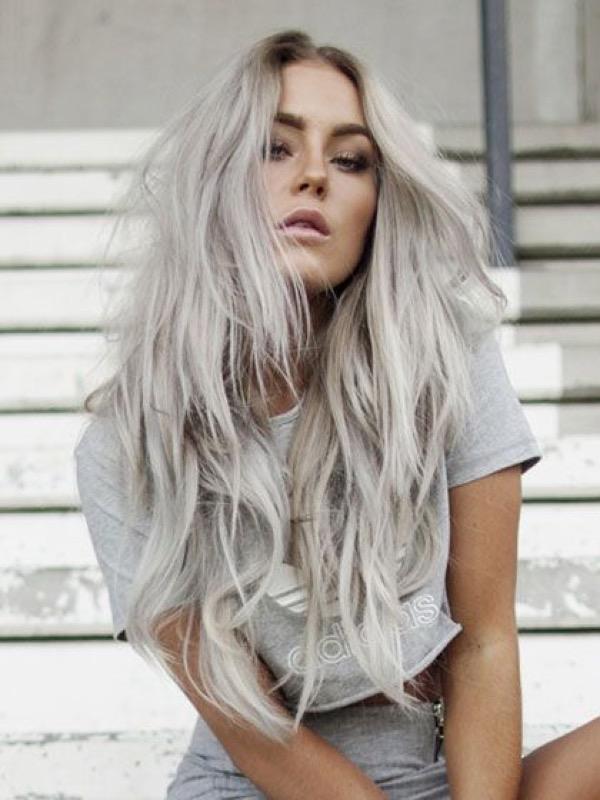 Estremamente SOS primi capelli bianchi: tra leggende e genetica ecco come coprirli! ZK53