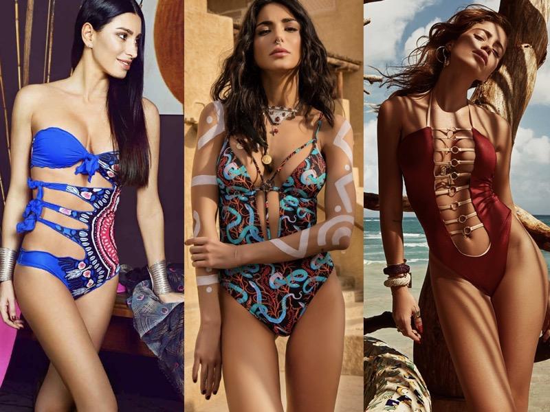 Costumi Da Bagno Bianchi 2014 : Bikini business mania ecco le linee di costumi da bagno delle