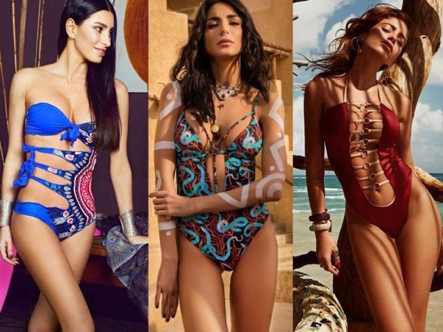 Bikini-business mania: ecco le linee di costumi da bagno delle ...