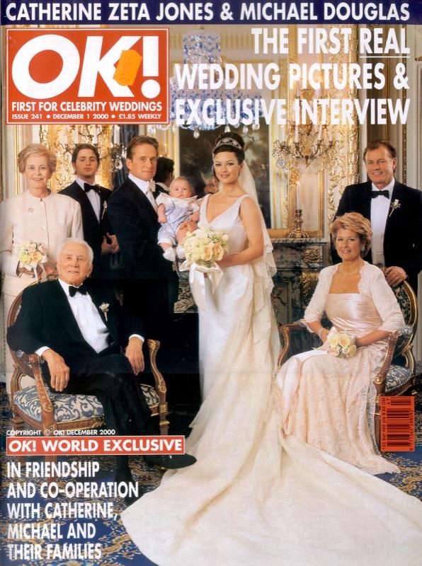 ClioMakeUp-matrimoni-vip-piu-costosi-celebrity-michael-douglas