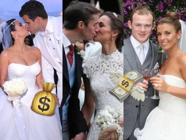 Matrimoni Vip Toscana : I matrimoni vip più costosi di sempre cifre da capogiro