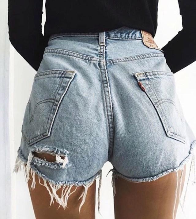 ClioMakeUp-shorts-jeans-denim-curvy-body-type-come-abbinare-indossare-cover