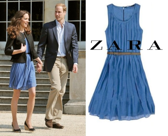 ClioMakeUp-outfit-economico-velluto-gonna-cheap-kate-middleton-zara-dress-abito-plisse.001