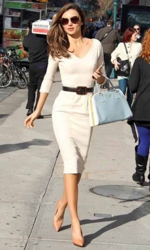 quality design 14a2b 4fe24 Vestiti bianchi: come abbinare per ogni occasione il colore ...
