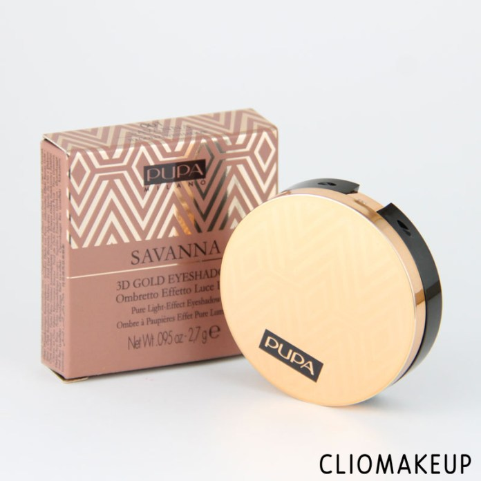cliomakeup-recensione-savanna-3d-gold-eyeshadow-pupa-1