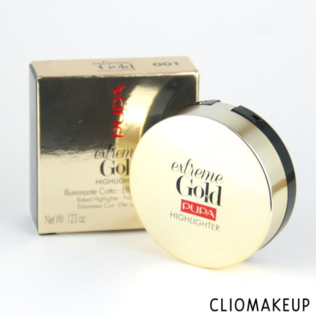 cliomakeup-recensione-illuminante-extreme-gold-highlighter-pupa-1