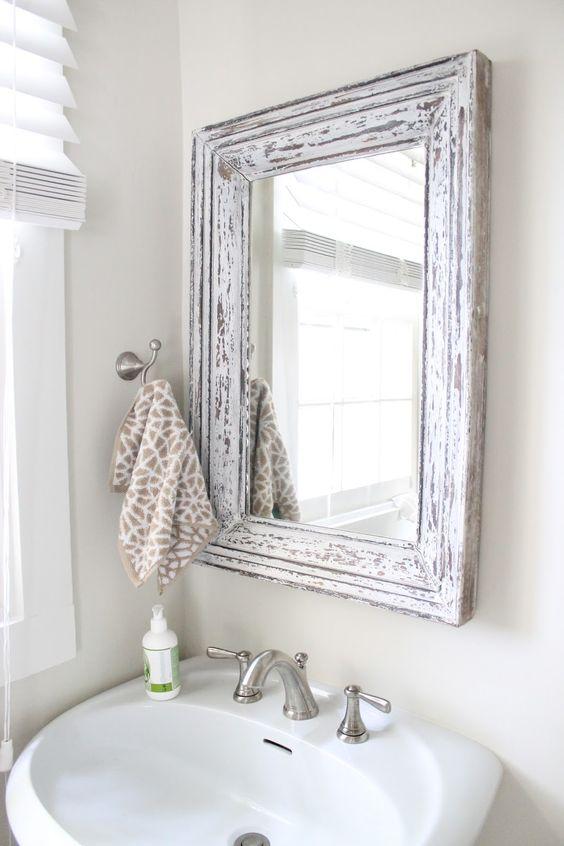 come organizzare un bagno piccolo: tante idee fantastiche per noi ... - Idee Specchio Bagno