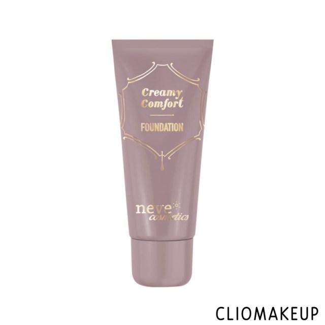 cliomakeup-recensione-fondotinta-creamy-comfort-foundation-neve-cosmetics-1