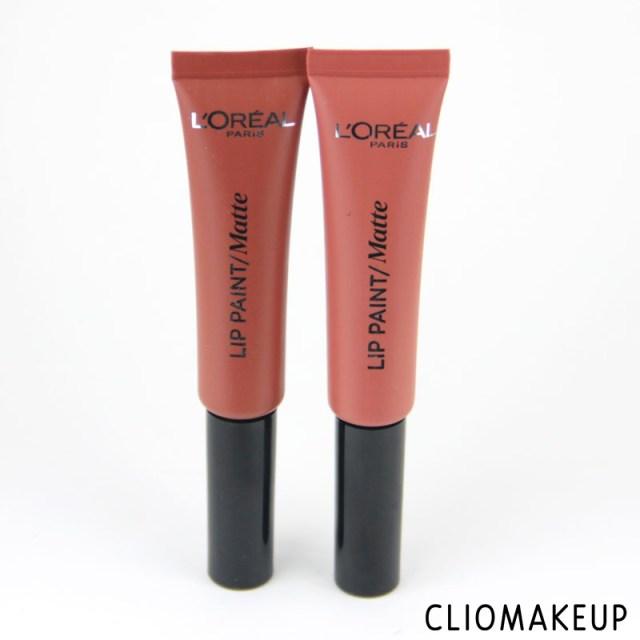 cliomakeup-recensione-rossetti-lip-paint-matte-loreal-paris-1