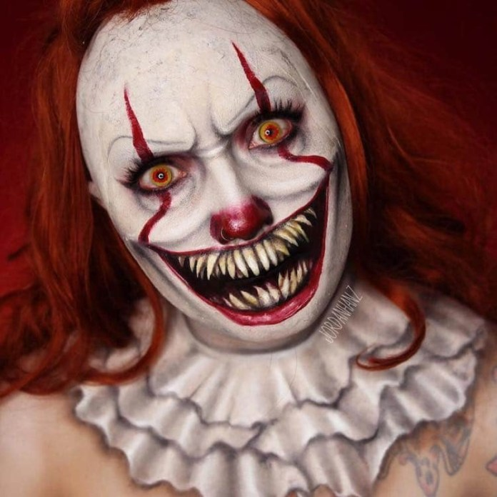 cliomakeup-costumi-halloween-2017-5-pennywise
