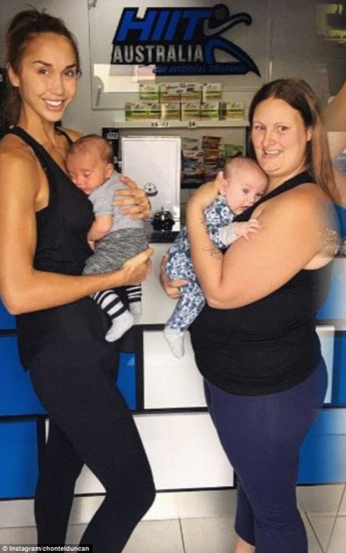 cliomakeup-fitness-guru-incinta-4-neonato