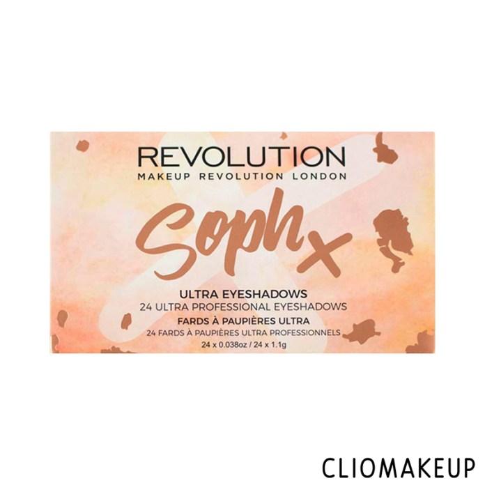 cliomakeup-recensione-sophx-ultra-eyeshadow-palette-makeup-revolution-1