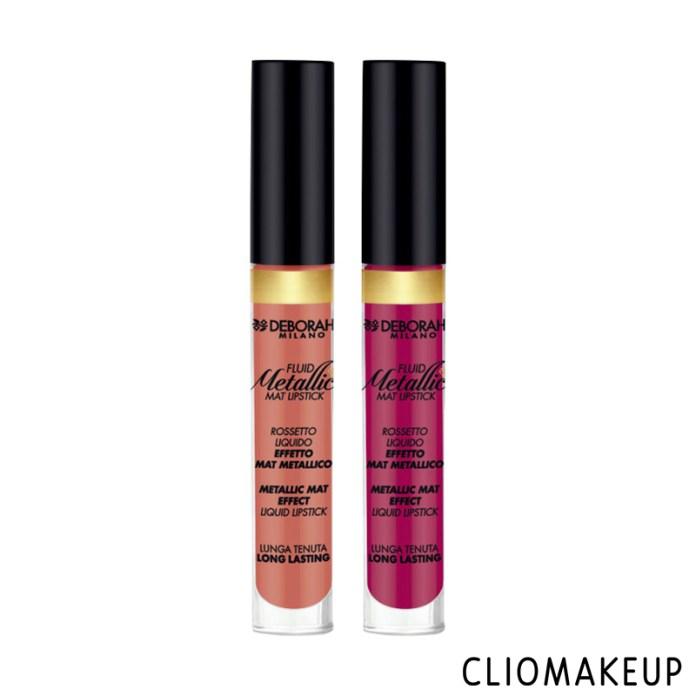 cliomakeup-recensione-rossetti-liquidi-fluid-metallic-mat-lipstick-deborah-1