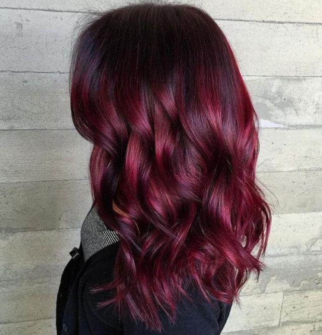 Warmer Amber  co i trend colori capelli 2018 da conoscere assolutamente 020c0b4318ae