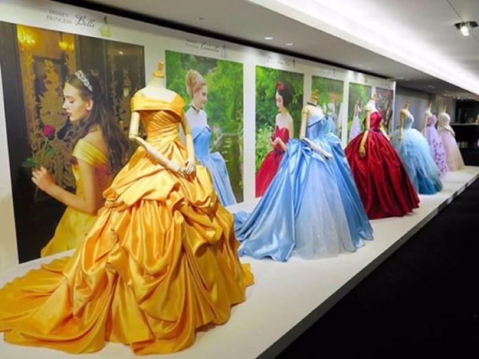 Abiti Da Sposa Walt Disney.Abiti Da Sposa Ispirati Alle Principesse Disney I Sogni