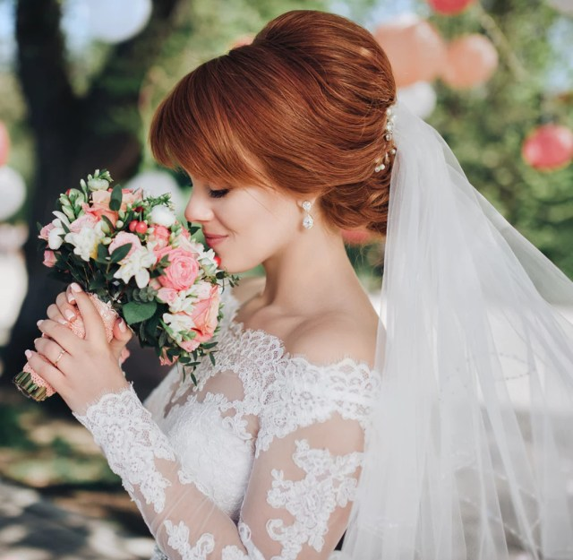 Le 7 tendenze sposa più hot del 2018  dai capelli al bouquet 413e36d1f6e