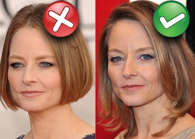 7 Tagli di capelli che invecchiano  le foto da NON mostrare al ... 99c39c4db4e1