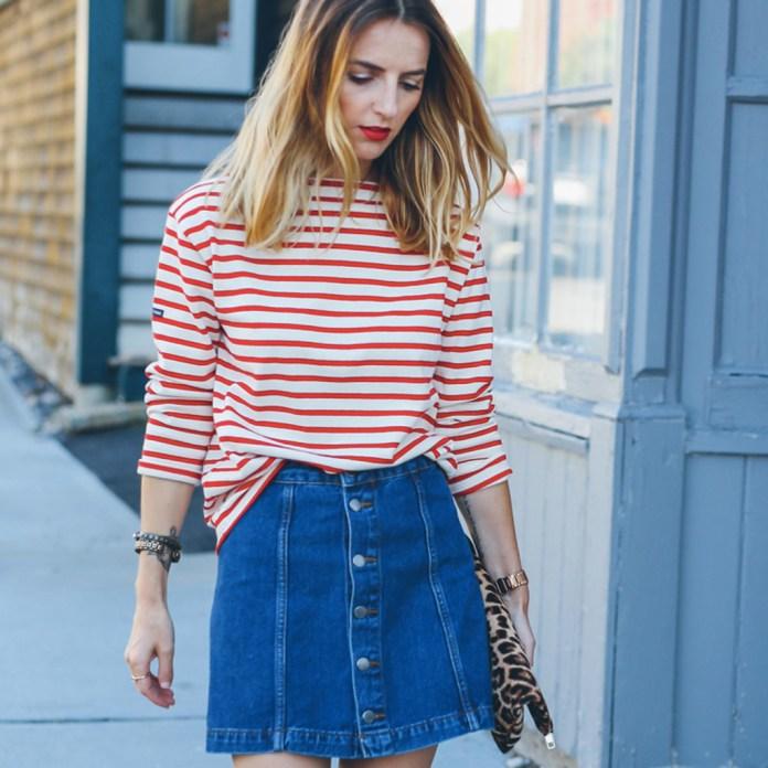 grande vendita 2b4dd 058fd Le gonne di jeans sono le protagoniste dell'estate: ecco ...