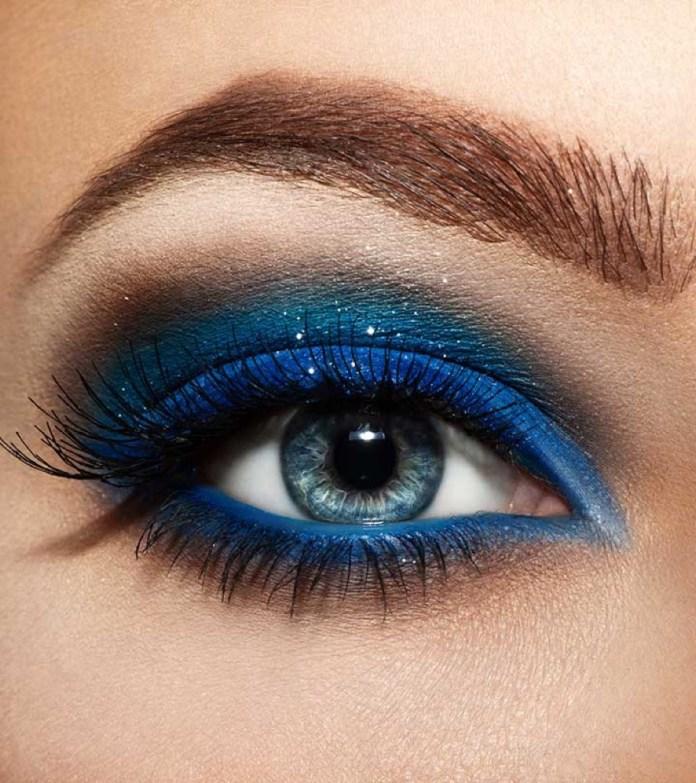abbastanza Come truccare gli occhi azzurri: i migliori make up non banali per CC56