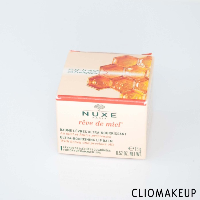 cliomakeup-recensione-balsamo-labbra-nuxe-rêve-de-miel-ultra-nourishing-lip-balm-2