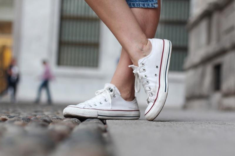 Le Converse All Star sono ancora le sneakers più amate