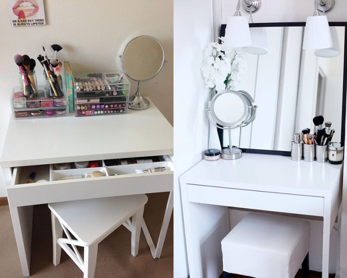 Postazioni Trucco Ikea I Pezzi Che Ogni Beauty Addicted