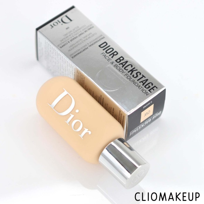 cliomakeup-recensione-fondotinta-dior-backstage-face-and-body-foundation-2