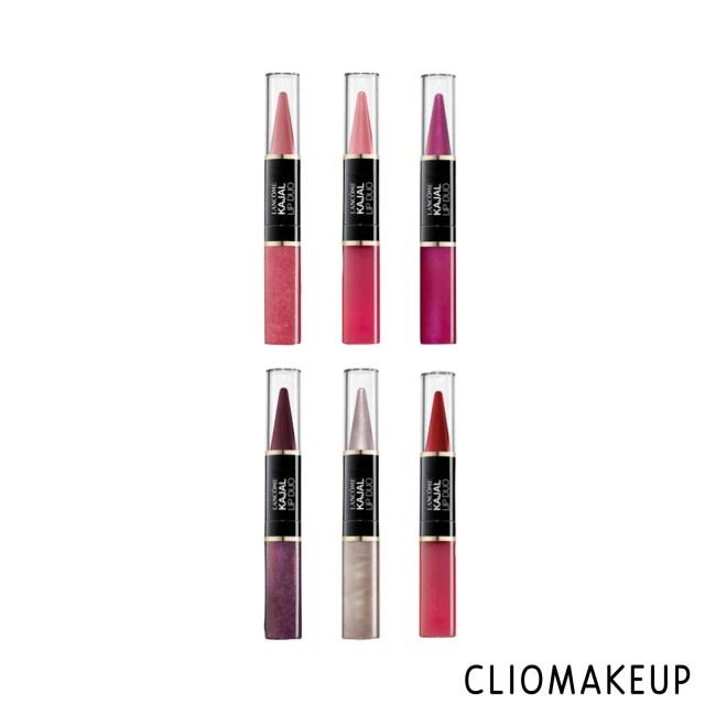 cliomakeup-recensione-gloss-e-rossetto-labbra-lancôme-kajal-lip-duo-lipstick-e-gloss-3