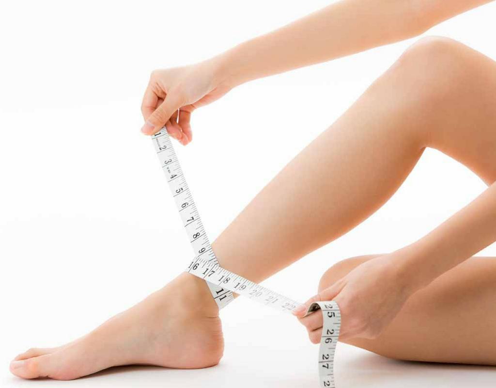 dieta per perdere coraggio e gambe