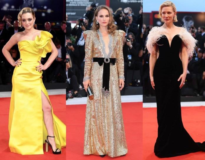 05b88a7daa5f Mostra del cinema di Venezia 2018 tutti gli outfit più belli delle star