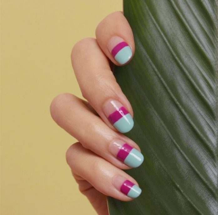 cliomakeup-french-manicure-stripes-