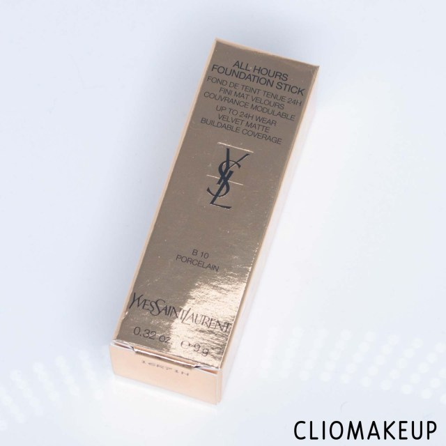 cliomakeup-recensione-fondotinta-ysl-all-hours-foundation-stick-2