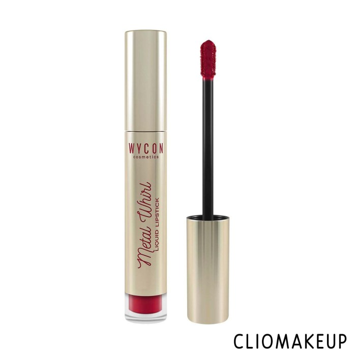 cliomakeup-recensione-rossetti-wycon-metal-whirl-liquid-lipstick-1