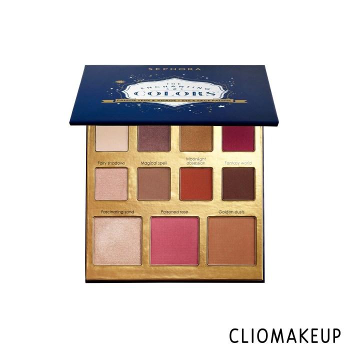 cliomakeup-recensione-palette-sephora-the-enchanting-colors-eye-&-face-palette-1