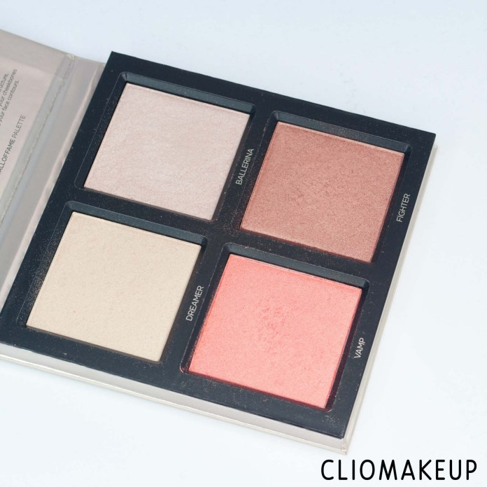 cliomakeup-recensione-illuminanti-kiko-sparkling-holiday-fabulous-highlighter-palette-4